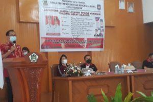 Resmi Dilaunching, Caroll Senduk: Aplikasi SLOATH Kebanggaan Kota Tomohon