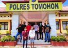 Dua Remaja Penganiaya Mantiri Diringkus Tim Totosik Polres Tomohon