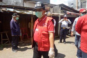 Mangala Turun Langsung Tinjau Aktifitas Pasar Tondano