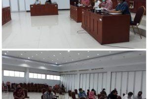 Gelar Rapat Bersama, Pemkab Minahasa Apresiasi FKUB