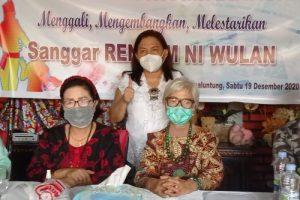 Sanggar Rendem Ni Wulan Tetap Eksis Meski Pandemi Covid-19