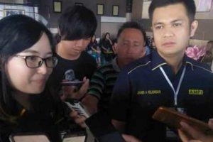 Terpilih Aklamasi, Jilly Gabriela Eman Nahkodai AMPI Kota Tomohon