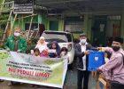 Peduli Umat, PCNU Kota Tomohon Salurkan Bansos di Pesantren