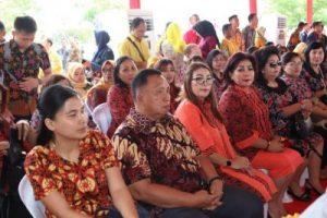Wabup Robby Dondokambey Hadiri Peringatan Harganas ke- XXVI di Banjarbaru