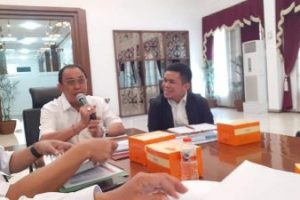 ROR Presentasikan Rencana Penyelamatan Danau Tondano di Kementerian PPN/BAPPENAS