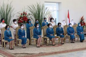 Pasca Dilantik, Hal Ini Yang Akan Dilakukan First Lady Minut