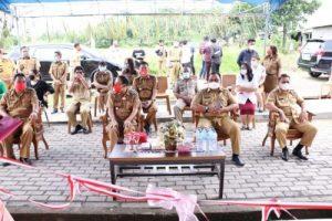 ADVETORIAL: ROR – RD Resmikan Pasar Desa Makalelon