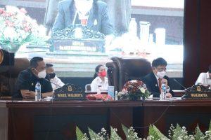 Harapan Angouw, DPRD Turut Mensosialisasikan Program Penanganan Sampah dan Banjir