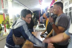 Alfrets Dien Jawara Turnamen Catur dalam Rangka Imlek