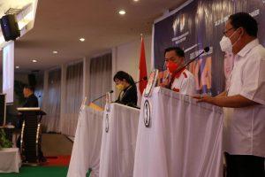 Mantan Ketua Panwaslu Tomohon Akui Caroll Unggul Telak pada Debat Kandidat