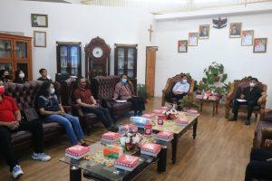 Wali Kota Caroll Senduk Pimpin Rapat Rancangan Akhir RKPD 2022