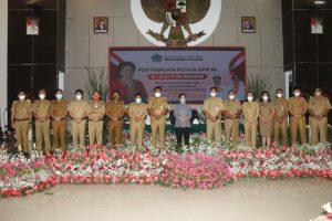 CSWL Dengarkan Arahan Ketua DPR RI Puan Maharani