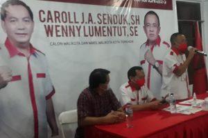 Jadikan Pilkada Tomohon Bermutu, WL: Stop Intimidasi!