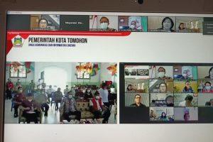 Dilaunching Wali Kota, Internet Gratis Mulai 'Berselancar' di Kota Tomohon