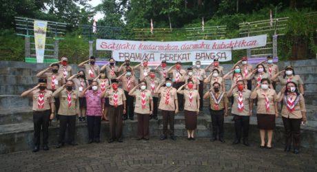 Tandas Caroll Senduk, Pramuka Punya Peran Strategis dalam Hal Bela Negara