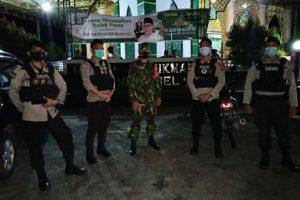 Dandim 1302/Minahasa Instruksikan Seluruh Jajaran Laksanakan Pengamanan Solat Taraweh