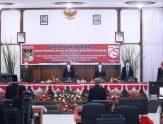ADVERTORIAL: Ketua DPRD Kabupaten Minahasa Glady Kandouw Pimpin Sidang Paripurna Istimewa Mendengarkan Pidato Kenegaraan Presiden RI