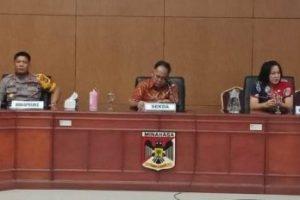 Ditandaskan Bupati, Jaga Keamanan dan Kenyamanan Lingkungan Saat Pemilu