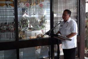 Pemkab Minahasa Ibadah Penghiburan atas Meninggalnya Kakak Wakil Bupati Robby Dondokambey