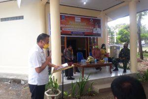 Dilantik Wali Kota Jimmy Eman, Virgie Baker Ketua Relawan Anti Narkoba Tomohon