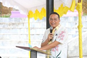 Jimmy Eman Ajak Masyarakat Dukung CSWL