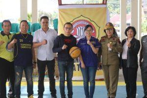 Karang Taruna 3X3 Basket Ball Competition Resmki Dibuka