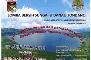 Berikut Teknis Pelaksanaan Lomba Angkat Eceng Gondok, Besok