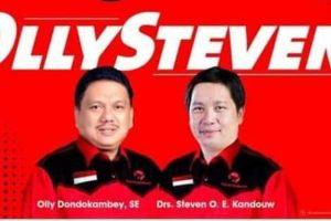 Kepemimpinan Dinilai Berhasil, Tim Relawan Langowan Siap Deklarasi for Olly Steven