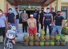 Sang Pencuri Spesialis LPG 3Kg Berhasil Diamankan Team Totosik dan Sat Reskrim