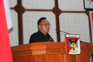 RD Sebut Proses Pembahasan Ranperda Pertanggungjawaban APBD 2018 Telah Berjalan Sesuai Koridor