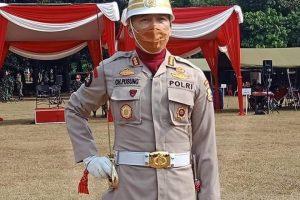 Putra Kawanua jadi Komandan Upacara HUT ke- 75 Proklamasi RI di Istana Merdeka