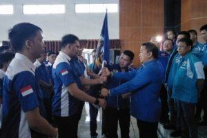 Pengurus DPD KNPI Minahasa Periode 2019 – 2022 Resmi Dikukuhkan