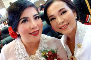 Ketua DPRD Minahasa Ber-HUT, Natalia Rilli Rompas Sampaikan Ucapan Selamat dan Doa