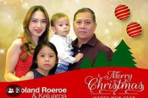 Roland Roeroe: Damai Natal untuk Kita Semua