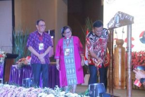 Konferensi Gereja dan Masyarakat PGI Resmi Dibuka Gubernur Sulut