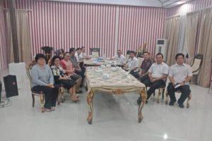 ROR Pimpin Rapat Pantia Konferensi Gereja dan Masyarakat PGI