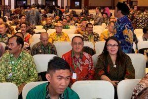 Dihadiri Bupati ROR, Ini Harapan Presiden pada Pembukaan Rakornas Investasi
