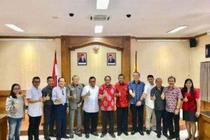 Terkait FKDM, ROR-RD Sambangi Kabupaten Badung