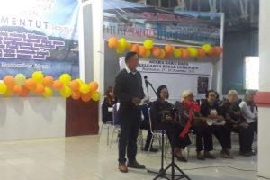 Keluarga Rukun Lumentut Sedunia Gelar Acara Bakudapa di Tanah Leluhur