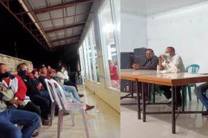 Dinilai Sangat Konsisten Perjuangkan Aspirasi Masyarakat, Wenny Lumentut Disambut Hangat di Rurukan