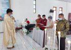 Jadi Saksi Pernikahan, Wawali Wenny Lumentut Beri Wejangan buat Kedua Mempelai